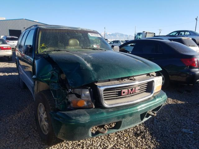 Salvage cars for sale from Copart Magna, UT: 2000 GMC Jimmy / EN