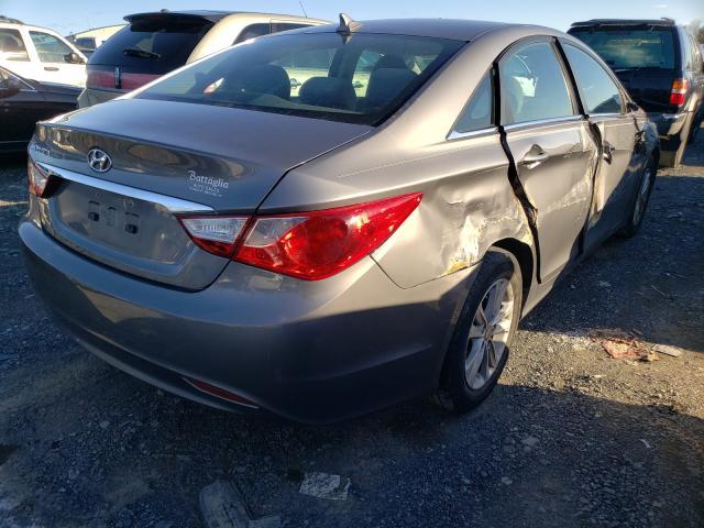 цена в сша 2011 Hyundai Sonata Gls 2.4L 5NPEB4AC5BH147954