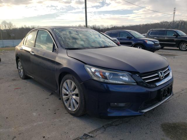 Salvage cars for sale from Copart Louisville, KY: 2014 Honda Accord EX