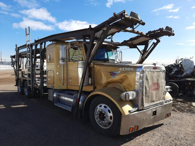 Peterbilt salvage cars for sale: 2003 Peterbilt 379