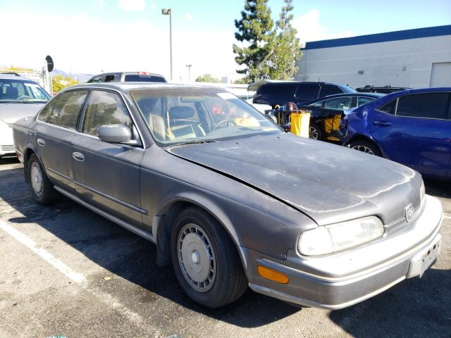 Infiniti Q45 salvage cars for sale: 1990 Infiniti Q45