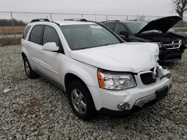 Salvage cars for sale from Copart Cicero, IN: 2009 Pontiac Torrent