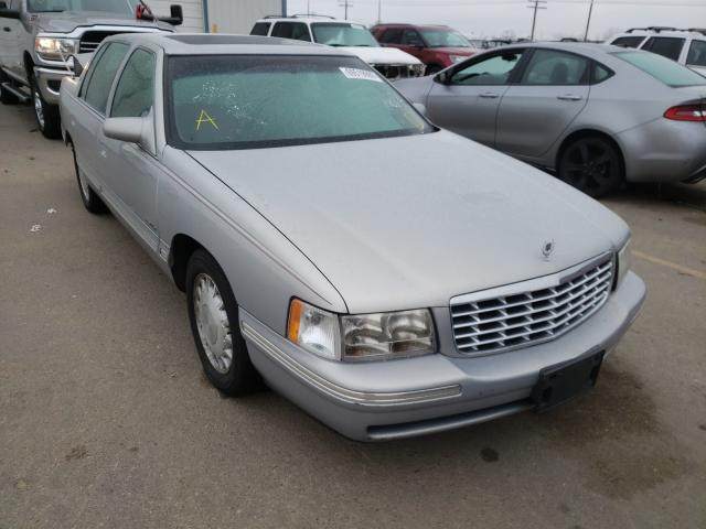 Cadillac salvage cars for sale: 1998 Cadillac Deville