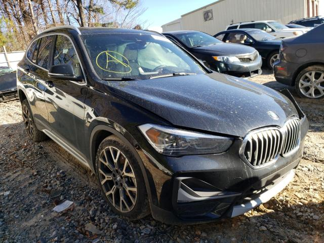 BMW X1 SDRIVE2 salvage cars for sale: 2020 BMW X1 SDRIVE2