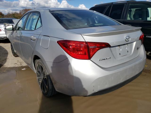 купить 2017 Toyota Corolla L 1.8L 2T1BURHE3HC835402