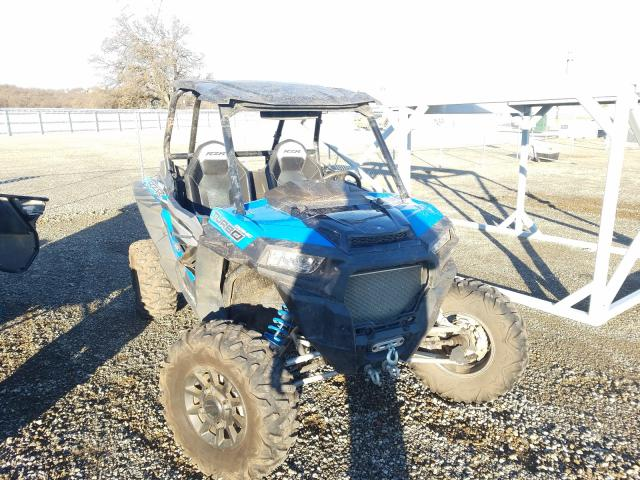 Salvage cars for sale from Copart Anderson, CA: 2018 Polaris RZR XP