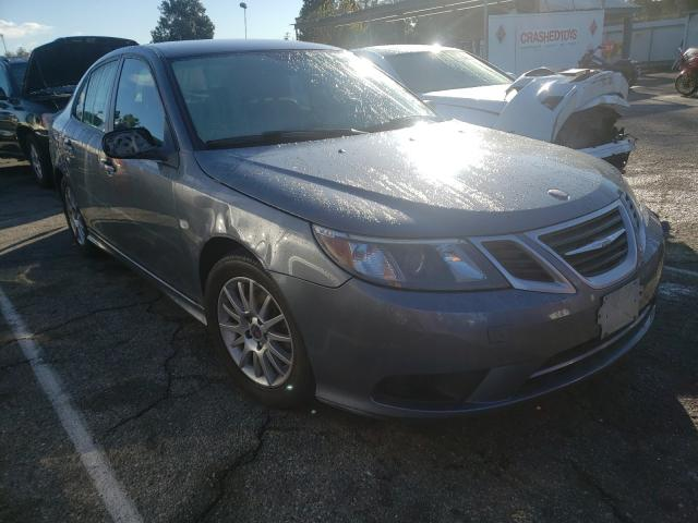 Saab salvage cars for sale: 2009 Saab 9-3 2.0T