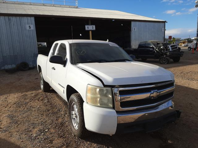 Salvage cars for sale from Copart Phoenix, AZ: 2008 Chevrolet Silverado