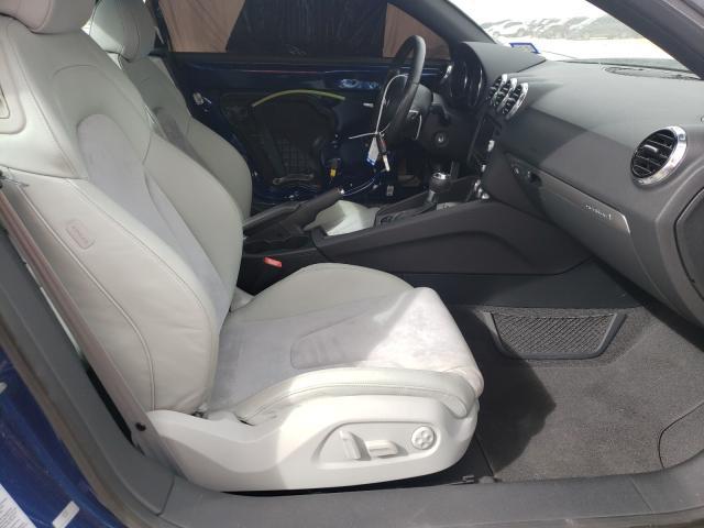 пригнать из сша 2012 Audi Tt Premium 2.0L TRUBFAFK6C1010591