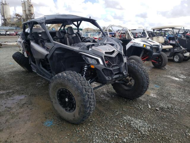 Salvage cars for sale from Copart San Diego, CA: 2018 Can-Am Maverick X