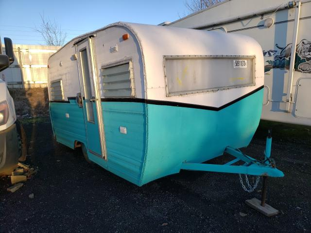 Salvage cars for sale from Copart Woodburn, OR: 1969 Other Trailer
