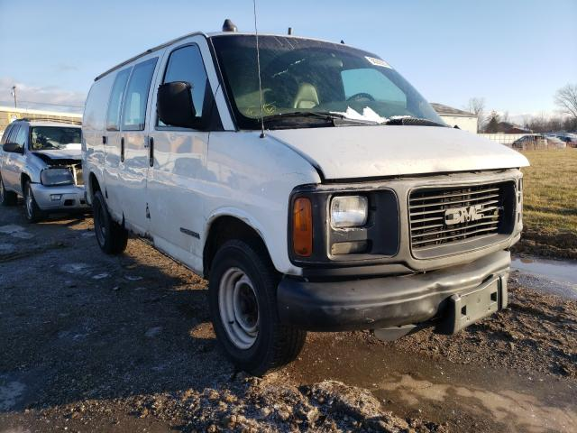 Salvage cars for sale from Copart Columbia Station, OH: 2000 GMC Savana G35