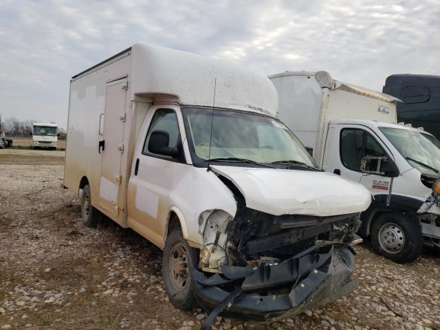 Salvage cars for sale from Copart Sikeston, MO: 2016 Chevrolet Express G3