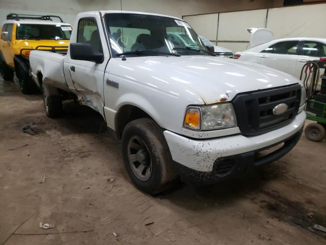 Salvage cars for sale from Copart Davison, MI: 2009 Ford Ranger
