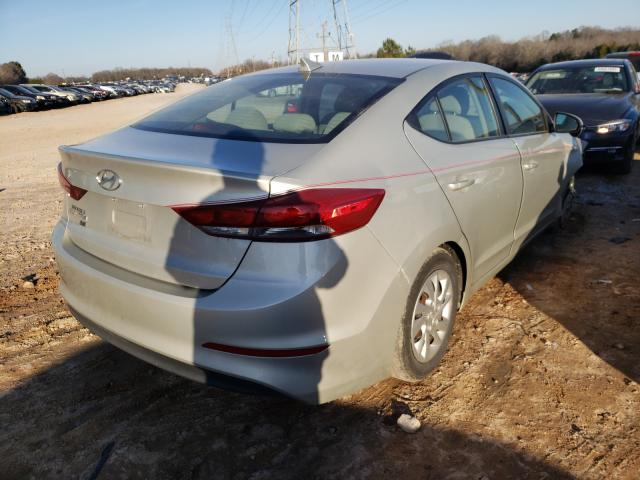 цена в сша 2017 Hyundai Elantra Se 2.0L 5NPD74LF4HH083340