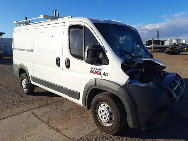 Dodge Promaster salvage cars for sale: 2018 Dodge Promaster
