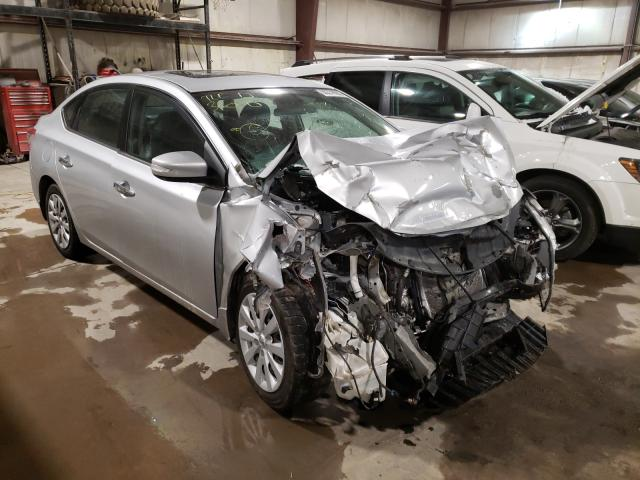Nissan Sentra S salvage cars for sale: 2013 Nissan Sentra S