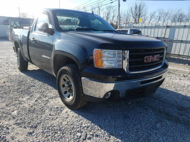 Salvage cars for sale from Copart Walton, KY: 2009 GMC Sierra C15