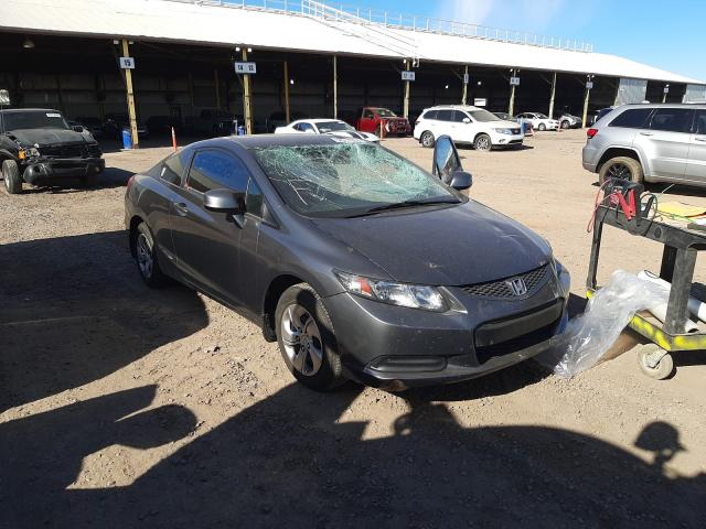 Honda Civic LX salvage cars for sale: 2013 Honda Civic LX