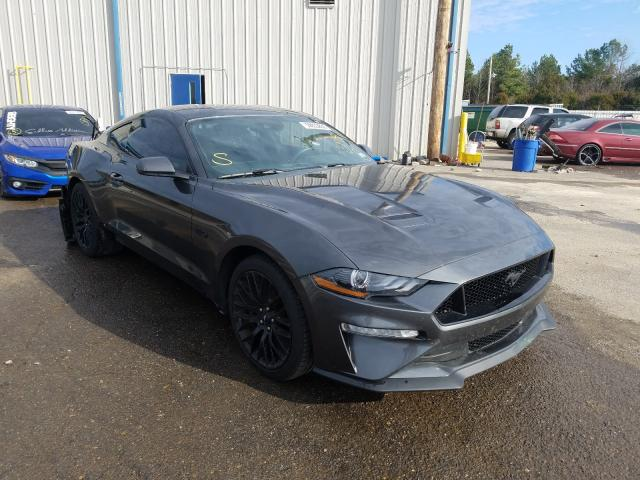Salvage cars for sale at Memphis, TN auction: 2018 Ford Mustang GT