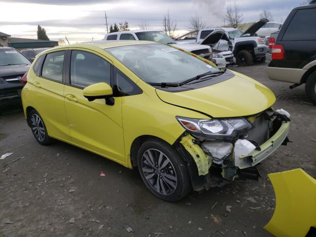 Salvage cars for sale from Copart Eugene, OR: 2016 Honda FIT EX