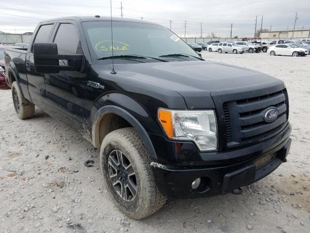 2010 FORD F150 SUPER 1FTFW1EV5AFA42729