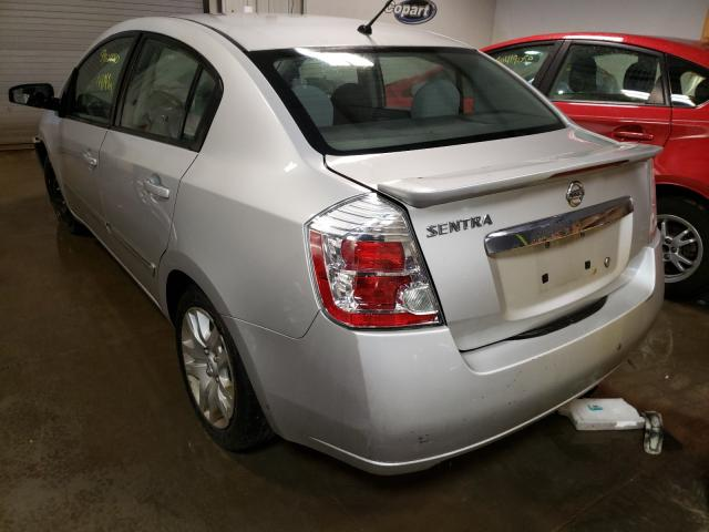 купить 2012 Nissan Sentra 2.0 2.0L 3N1AB6AP7CL723612