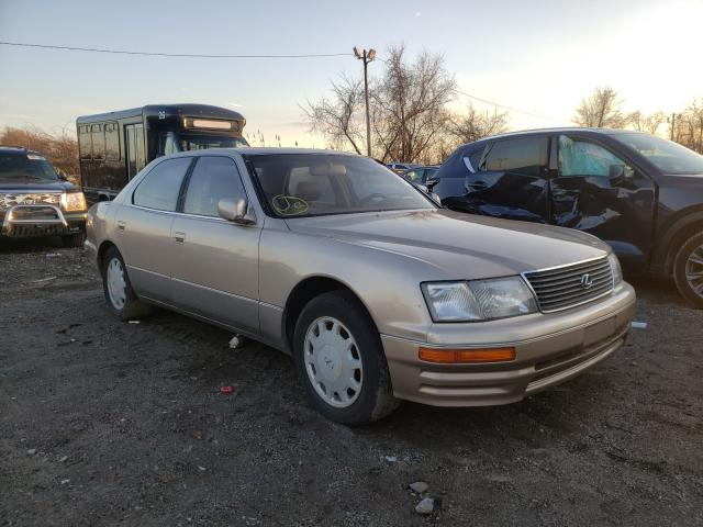 Salvage cars for sale from Copart Baltimore, MD: 1996 Lexus LS 400