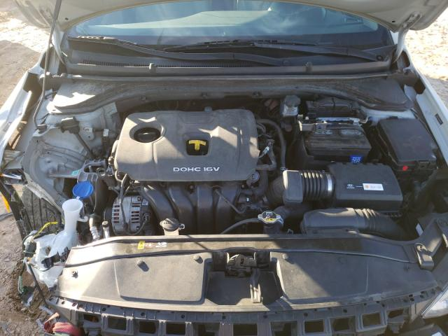 5NPD74LF4HH083340 2017 Hyundai Elantra Se 2.0L