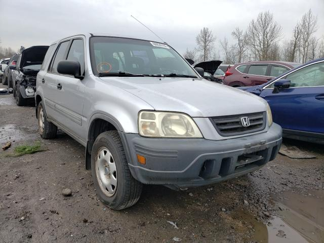 Salvage cars for sale from Copart Portland, OR: 2001 Honda CR-V LX