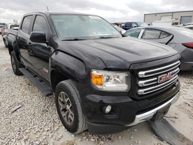 GMC Vehiculos salvage en venta: 2015 GMC Canyon