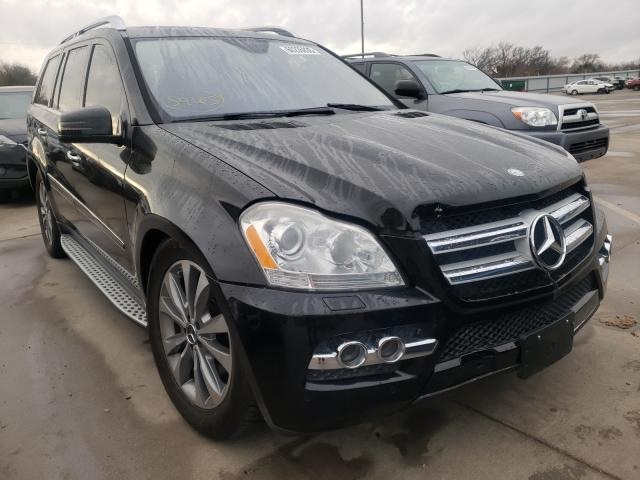 Salvage cars for sale from Copart Wilmer, TX: 2011 Mercedes-Benz GL 450 4matic
