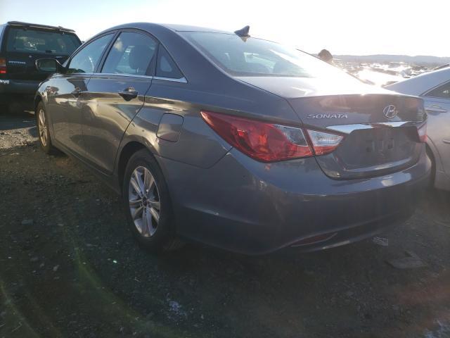 купить 2011 Hyundai Sonata Gls 2.4L 5NPEB4AC5BH147954