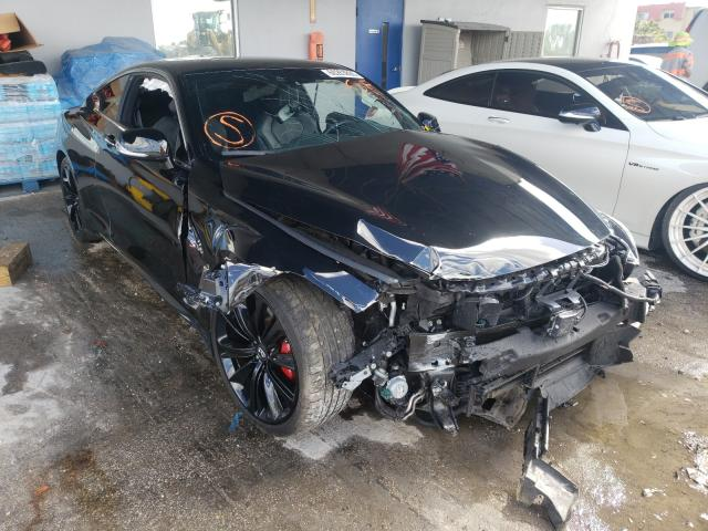 Infiniti salvage cars for sale: 2019 Infiniti Q60 RED SP
