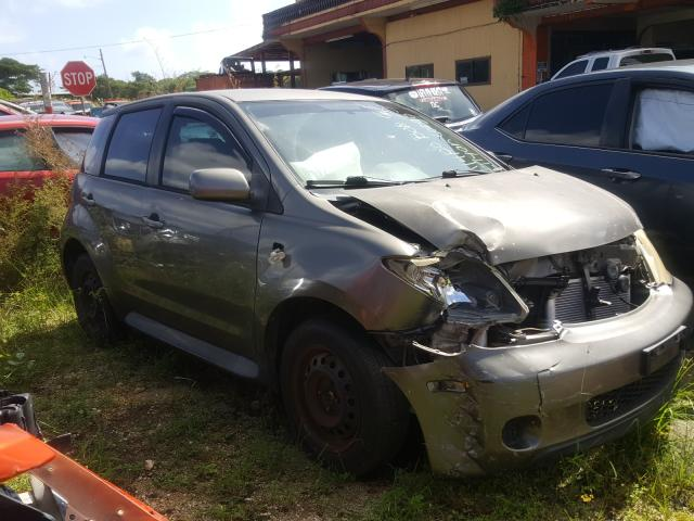 Salvage cars for sale from Copart Kapolei, HI: 2005 Scion XA