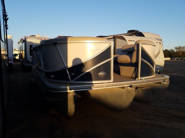 Southwind salvage cars for sale: 2017 Southwind PONTOON523