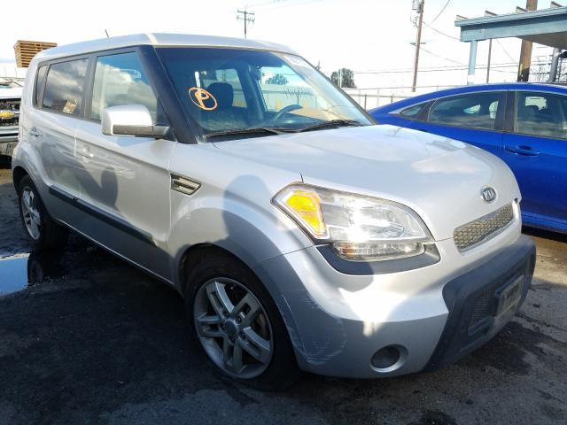 Salvage cars for sale from Copart Fresno, CA: 2011 KIA Soul +