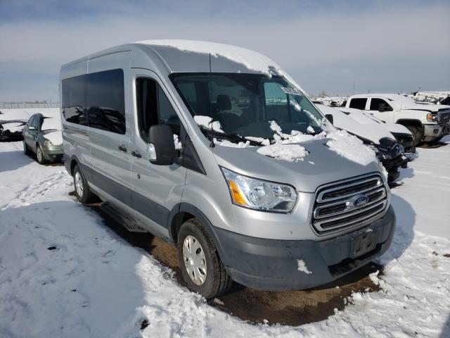 Vehiculos salvage en venta de Copart Brighton, CO: 2016 Ford Transit T