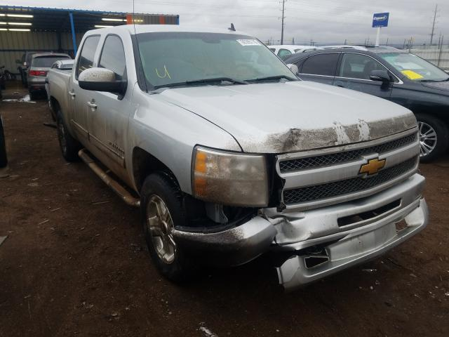 2010 Chevrolet Silverado en venta en Colorado Springs, CO