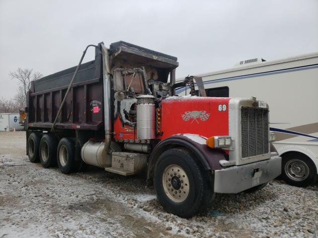 Peterbilt 378 salvage cars for sale: 1995 Peterbilt 378