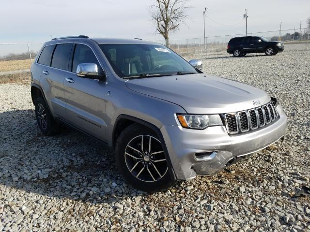 Salvage cars for sale from Copart Cicero, IN: 2018 Jeep Grand Cherokee