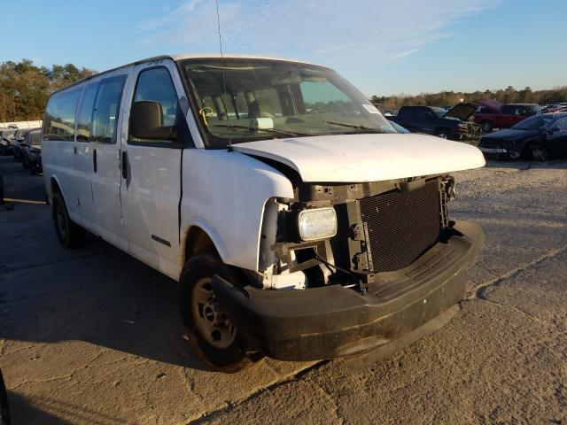 GMC Savana G35 salvage cars for sale: 2006 GMC Savana G35