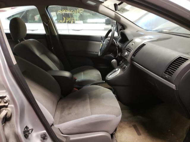 пригнать из сша 2012 Nissan Sentra 2.0 2.0L 3N1AB6AP7CL723612