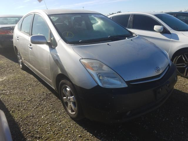 Salvage cars for sale from Copart Antelope, CA: 2004 Toyota Prius