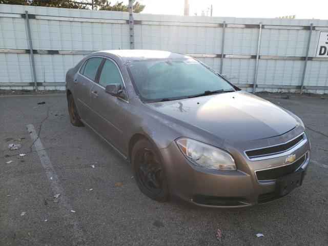 Salvage cars for sale from Copart Moraine, OH: 2011 Chevrolet Malibu LS
