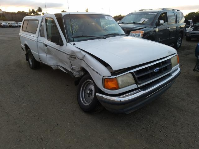 Salvage cars for sale from Copart San Martin, CA: 1994 Ford Ranger SUP