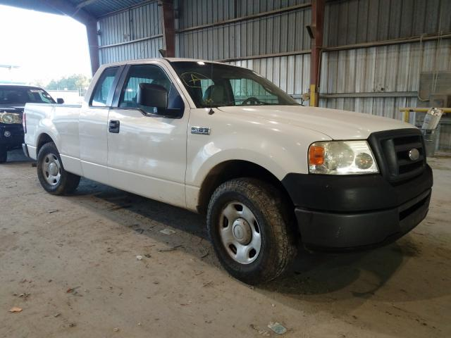 Salvage cars for sale from Copart Greenwell Springs, LA: 2008 Ford F150