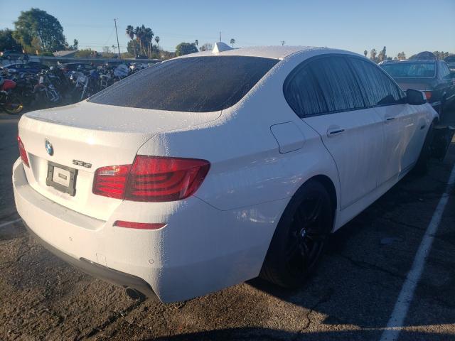 2013 BMW 5 series | Vin: WBAFR7C50DC825988