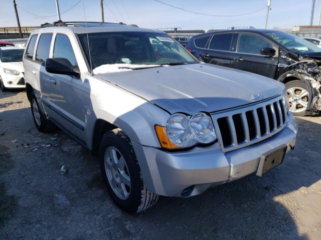 Salvage cars for sale from Copart Columbus, OH: 2008 Jeep Grand Cherokee