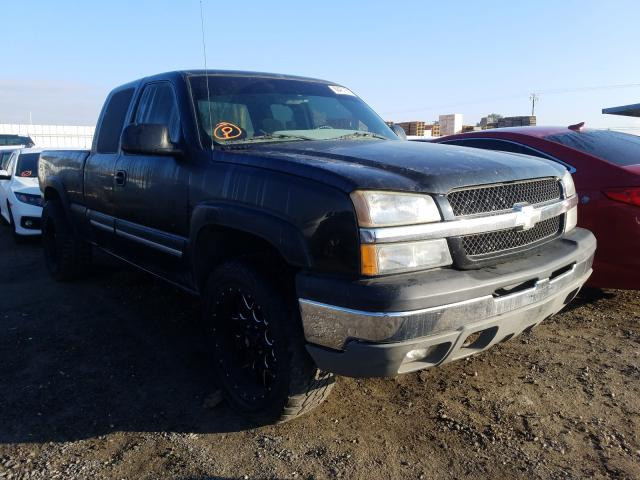 Salvage cars for sale from Copart Fresno, CA: 2004 Chevrolet Silverado
